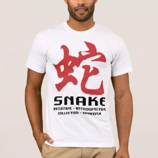 T-shirt Nouvelle année chinoise du serpent
