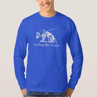 T-shirt Nouvelle chemise de démo