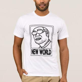 T-shirt Nouvelle partie I du monde