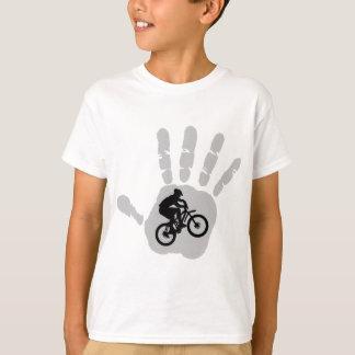 T-shirt Nouvelle réclamation de vélo