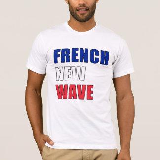T-shirt Nouvelle vague française