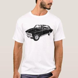 T-shirt Nova 1966 de Chevrolet solides solubles