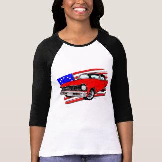 T-shirt Nova rouge 1966-1967