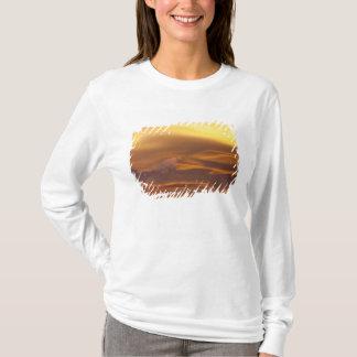 T-shirt Nuage lenticulaire au coucher du soleil