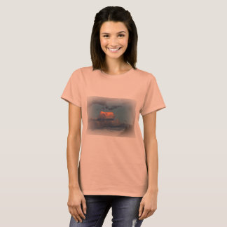 T-shirt Nuages brillants