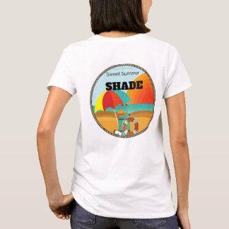 T-shirt Nuance douce d'été