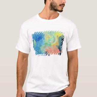 T-shirt Nuances du sommeil (en pastel sur le papier
