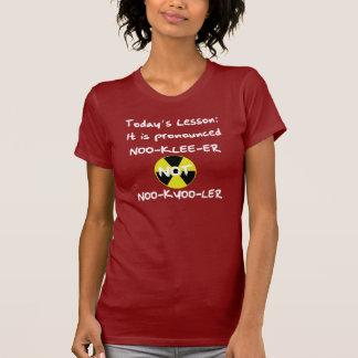T-shirt nucléaire