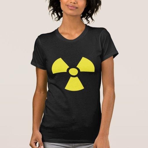 T-shirt nucléaire de Biohazard