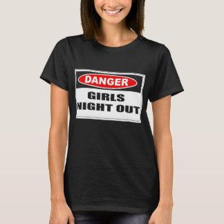T-shirt Nuit de filles
