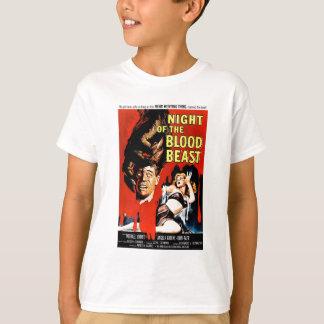 T-shirt Nuit de la bête de sang