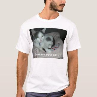 T-shirt Nuit de tisonnier à l'abri