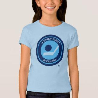 T-shirt Nuit d'hockey dans le rétro logo du Canada