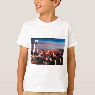 T-shirt Nuit d'oeil de Londres