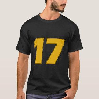 T-shirt Numéro 17