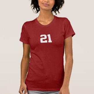 T-shirt Numéro 21