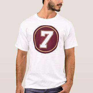 T-shirt Numéro 7