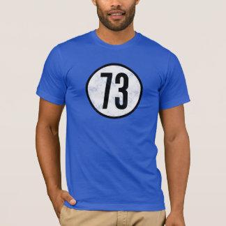T-shirt Numéro 73