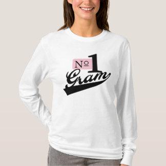 T-shirt Numéro un gramme