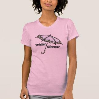 T-shirt nuptiale de douche