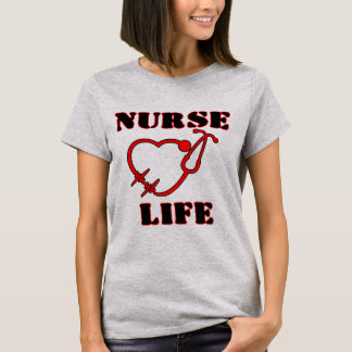 T-SHIRT NURSELIFE