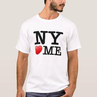 T-shirt NY m'aime, je l'aime aussi !