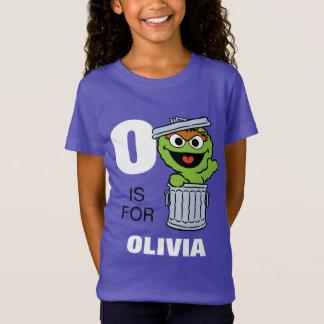 T-Shirt O est pour l'oscar que le rouspéteur   ajoutent