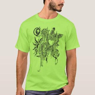 T-shirt O tant de peine douce