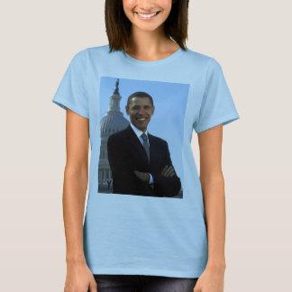 T-shirt obama.champion, OUI NOUS POUVONS