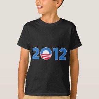 T-shirt Obama en 2012