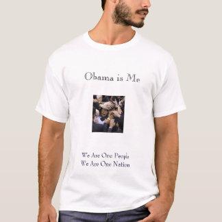 T-shirt Obama est moi