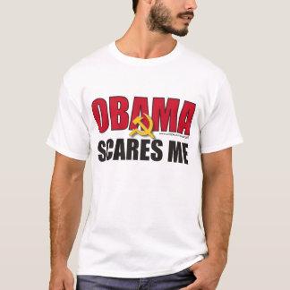T-shirt Obama m'effraye
