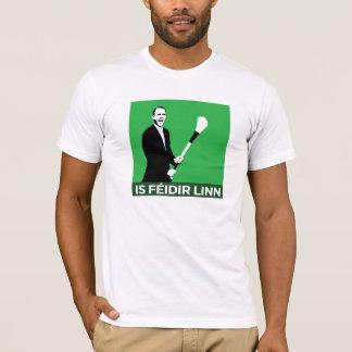 T-shirt O'Bama oui nous pouvons dans l'Irlandais !