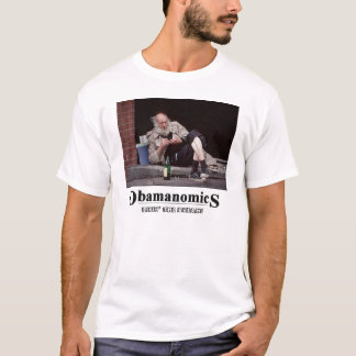 T-shirt Obamanomics