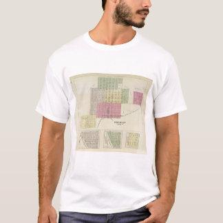 T-shirt Oberlin, Norcatur, Kanona, Allison, le Kansas