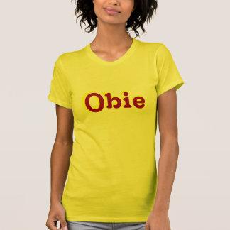T-shirt Obie, Obie