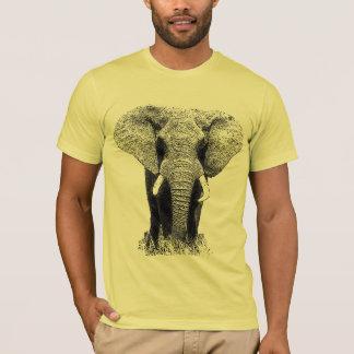 T-shirt Objet superflu noir et
