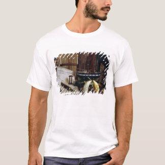 T-shirt Objets de Desk d'un capitaine du 19ème siècle