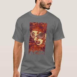 T-shirt Obscurité d'acide