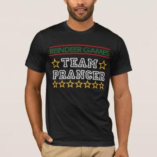 T-shirt Obscurité de chemise de Prancer