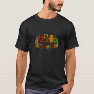 T-shirt OBSCURITÉ de halo d'ours de Gummi