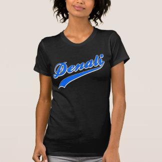 T-shirt Obscurité de logo de base-ball de Denali