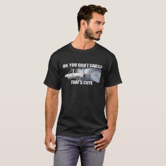 T-shirt Obscurité de Meme de camion de dérive de Tacoma