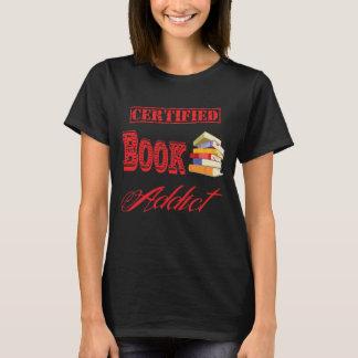 T-shirt Obscurité d'intoxiqué de livre