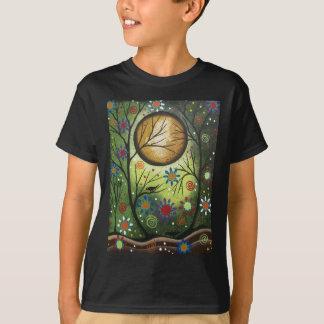 T-shirt Observateur rêveur, par Lori Everett