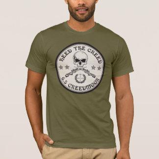 T-shirt Observez la croyance
