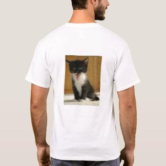 T-shirt Observez votre imbécile de bouche