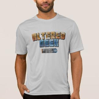T-shirt Obtenez changé obtiennent Geeky