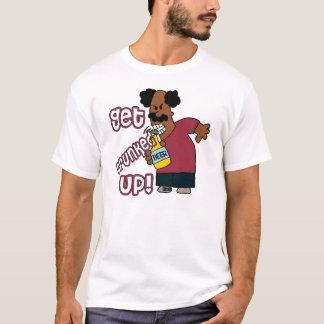 T-shirt Obtenez Crunked !