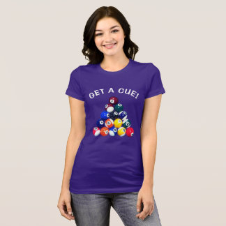 T-shirt Obtenez une réplique !